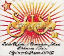 Salsa Colecion Estelar Oscar d Leon,Dimension Latina,Alquimia La Sonora del XXI