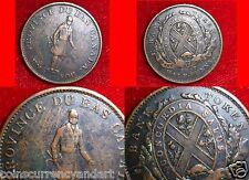 Canada 1837 Banque De Quebec Province Of Canada Token
