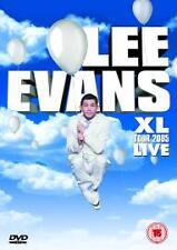 Lee Evans - XL Tour - Live (DVD, 2005)