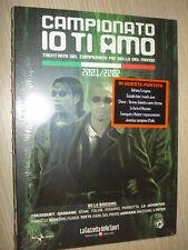 DVD N°24 CAMPIONATO IO TI AMO 2001/ 2002 JUVENTUS JUVE CAMPIONE D´ITALIA