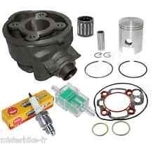 Cylindre Piston kit haut Moteur AM6 Piston cage bougie Yamaha TZR MBK X-power 50