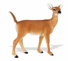 Safari Ltd Safari White-Tailed Deer Educational Miniature