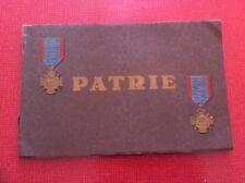 HYPER RARE Patrie. Livre d'Or de nos Légionnaires 1914-1918. ED N°1583/2000 RARE