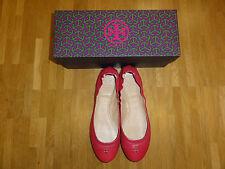 NEU Tory Burch Ballerinas Größe 38 (=US 7,5) weiches Leder new!