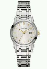 BULOVA Signore In Acciaio Inox Multi Link Braccialetto Watch 98m121. NUOVO in scatola. 753