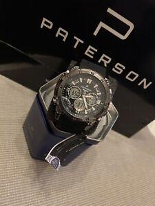 Paterson Herren Uhr