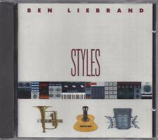 Ben Liebrand – Styles    cd