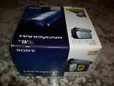 Sony USA Handy DCR - HC36 digital video cam corder error message sold as seen