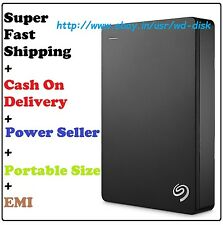 "Seagate Backup Plus 4TB Portable External Hard Drive Disk HDD USB 3.0 2.5"" Inch"