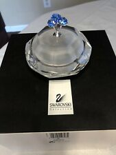 "Swarovski Crystal Selection - ""Astro� Jewel Box W/3Blue Crystals Mib"