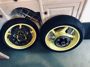 Yamaha Mt10 Wheels