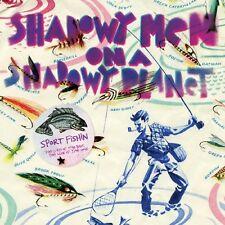 SHADOWY MEN ON A SHADOWY - SPORT FISHIN: THE LURE 1LP TIP-ON JACKET  CD NEU