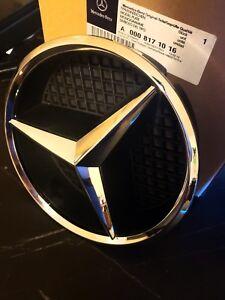 Mercedes-Benz Front Grille Emblem C350 ML500 GL500 GLK350 R350 Viano CLS350