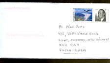 Spain 2005 Airmail Cover To UK #C1420