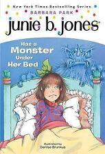 A Stepping Stone Book(TM) Ser.: Junie B. Jones Has a Monster under Her Bed...