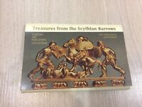 Rare set of Postcards. Treasures from the Scythian Barrows. USSR Hermitage