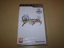 Dissidia 012duodecim Final Fantasy Sony PSP ** neue & versiegelten **.