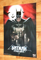 Batman Vengeance / Harry Potter and the Philosopher's Stone Rare Poster PS2 Xbox