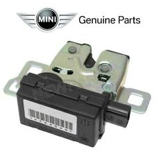 Mini R50 R52 R53 R56 Cooper Rear Hatch Lock with Actuator Motor Electric Genuine