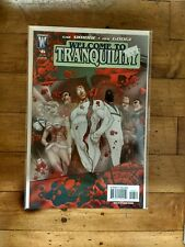 WS Wildstorm Welcome To Tranquility #6 Unread Condition