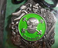 "Christmas Irish YO HO HO HO Pirate 2.5"" x 2"" Holiday Commemorative Ornament NIP"
