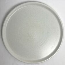"""Sharp 15"""" inch Microwave Convection Oven White Milk Ceramic Turntable Plate Tray"""