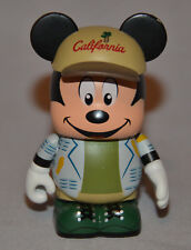 Disney VINYLMATION PARK 11 Mickey Mouse Disney California Adventure Park TOPPER