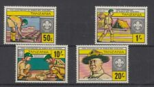 Tanzania 205 - 8 Path Finder Scout (MNH)