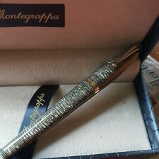 Montegrappa Beauty Book Gents Limited Edition Rollerball Pen