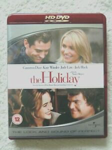 76234 HD DVD - The Holiday  2006  824 843 5