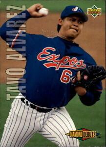 A0487- 1993 Upper Deck Baseball Card #s 501-750 -You Pick- 10+ FREE US SHIP