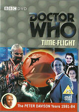 Dr Who – 5th Dr TIME-FLIGHT BRAND NEW, BUT UNSEALED! Region 4 - Peter Davison