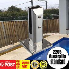 2205 Stainless Steel Spigot Glass Pool Deck Spigots Balustrade Fence Square