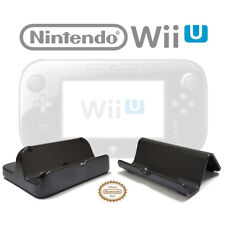Genuine Nintendo Wii U GamePad Stand and Charging Cradle Set WUP-014 016