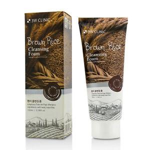 Facial Wash Foaming Cleanser Foam Cleansing Mild Soap Cream Pore Minimizer 100ml