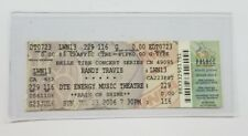 Randy Travis Belle Tire Concert Series Ticket Dte Energy Music Theater 2006
