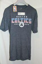 NEW Men's NBA Boston Celtics Spangled Tri-blend Gray T-shirt 3XL by Fanatics
