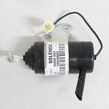 Stop fuel shut off Solenoid for Kubota Mower ZD18 ZD21 ZD221 ZD323 D722 Engine