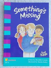 Something's Missing Just Kids Set 5 Costain Bailey New