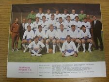1970/1971 Football League Review: Vol 5 No 07 - Colour Picture - Tranmere Rovers