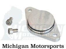 Dodge Cummins Billet Front Freeze Plug 89-18 Turbo Diesel 5.9 6.7 12v 24v 4BT