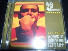 James Taylor's / Taylor 4th Dimension Picking Up Where We Left Off CD - New
