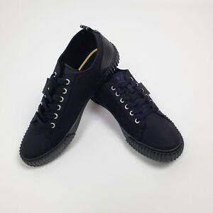 Men's Lyle & Scott Mitchell Trainers Shoes Black Size UK 10 BNIB