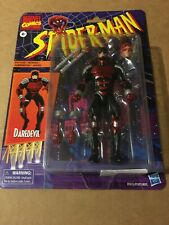 "Retro Marvel Legends Daredevil 6"" Spider-Man Series Carded Figure *IN STOCK"