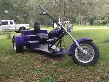 2012 Custom Built Motorcycles Volkswagon