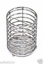 Heavy Duty Kitchen Utensil Cutlery Holder Stand Drainer Dryer Basket  RRP $22.50