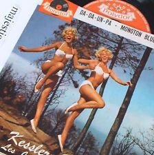 "SEXY KESSLER SISTERS LES JUMELLES 7"" VINYL 1960 ITALY TWINS FREAKBEAT RARE"