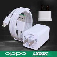 Original VOOC Flash Charger Adapter USB Cable New For OPPO R11s R11 R9s R9 Plus