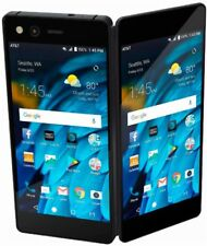 BRAND NEW ZTE - Axon M 4G LTE 64GB Dual Screen Android 7 Cell Phone (AT&T)