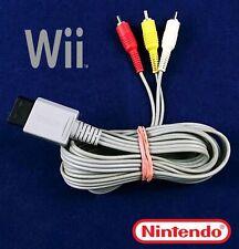 Original Nintendo Wii AV-Kabel (RVL-009) Nintendo Wii